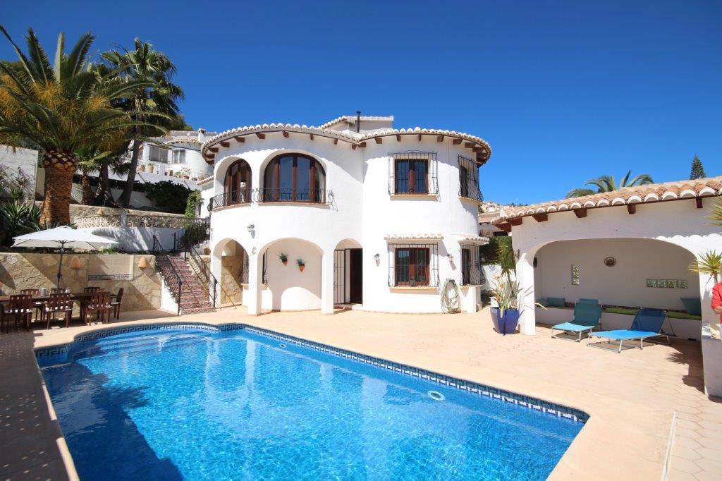 villa en benitachell · urbanisation 399000€