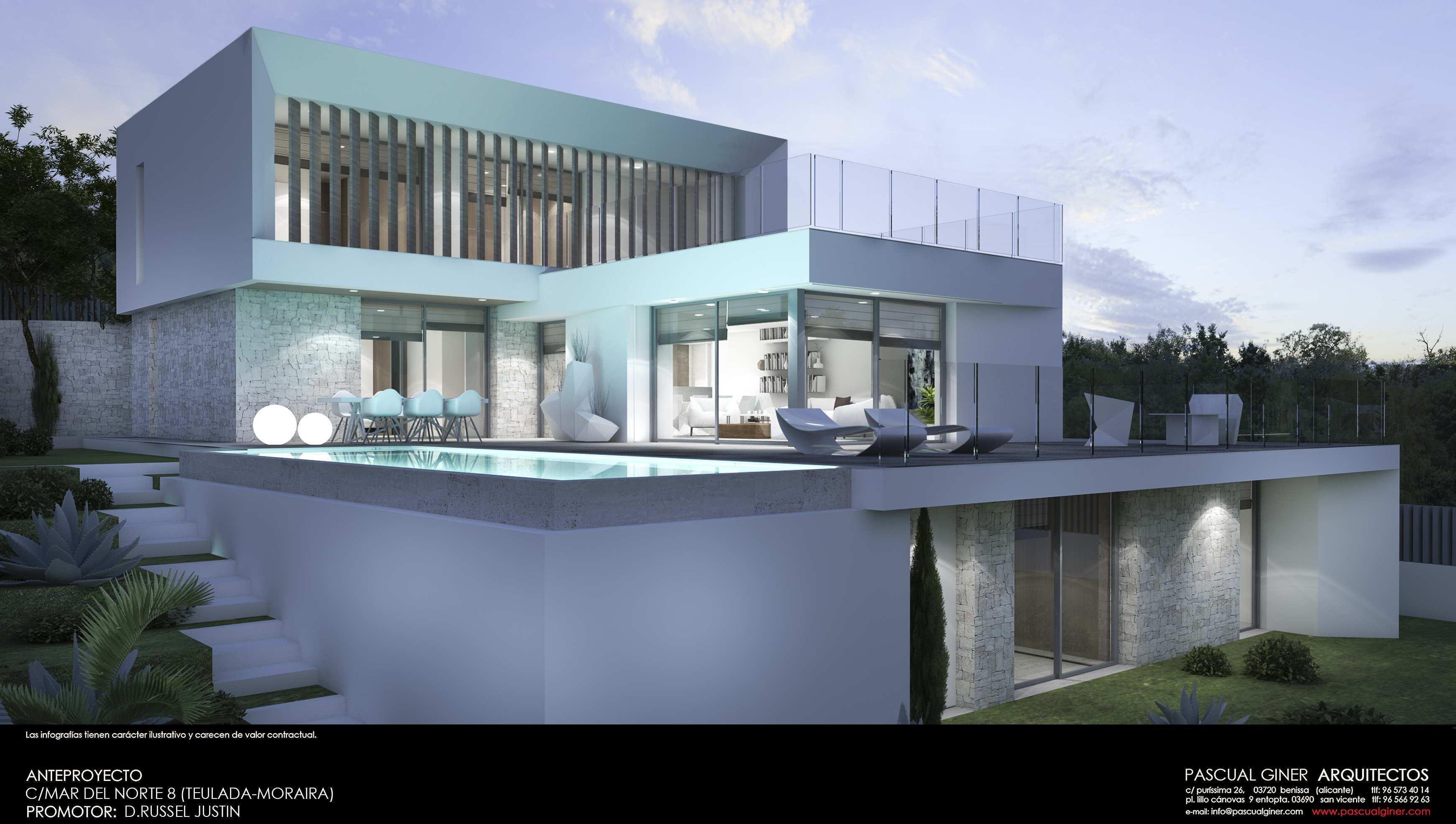 villa en moraira · pla-de-mar 1350000€