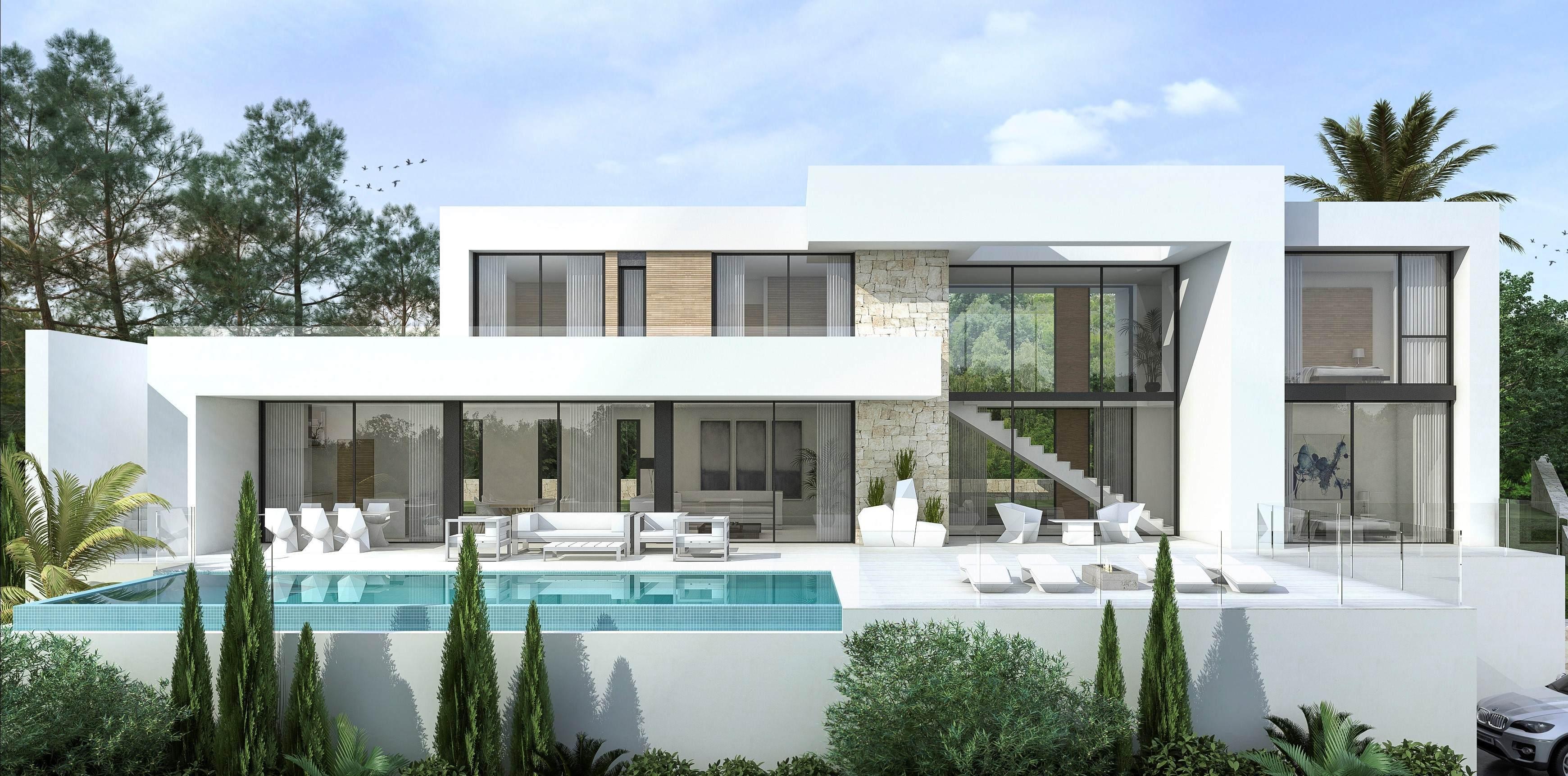 villa en moraira · moravit-moraira 1200000€